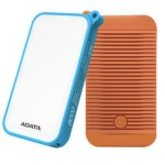 ADATA представляет внешний аккумулятор D8000L с полноценным светодиодным источником света