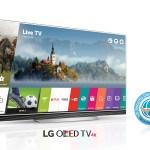LG Smart TV сертифицирована COMMON CRITERIA