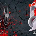 Гарнитуры Bloody G310 и Bloody M615