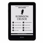 ONYX BOOX Robinson Crusoe – премиальный букридер с защитой от влаги