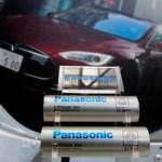 Panasonic стал крупнейшим производителем литий-ионных аккумуляторов для электротранспорта