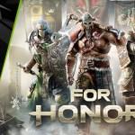 1000 копий игры For Honor от Ubisoft будут разыграны среди пользователей GeForce Experience по всему миру