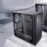 Корпус Fractal Design Define C TG с закаленным стеклом