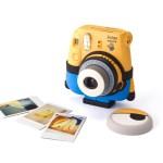 Fujifilm Instax Minion — миникамера моментальной печати в форме Миньона