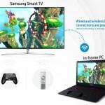 Samsung сообщает о выпуске игрового приложения Steam Link для пользователей Smart TV