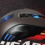 Gembird MUSG-004: недорогая игровая мышка с регулируемой подсветкой!