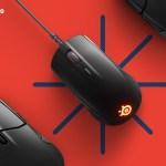 SteelSeries представляет сенсор TrueMove1 в новой игровой мышке Rival 110