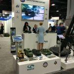 Что «КрАЗ»  показал на  выставке вооружений «AUSA-2017»