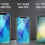 iPhone 11 и iPhone 9 выйдут в 2018 году — слухи