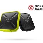 Внешний SSD-накопитель ADATA SD700 получил престижную награду Good Design Award 2017
