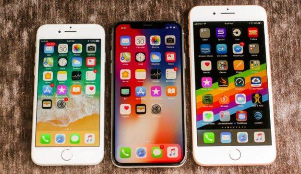 iPhone 8 8Plus X
