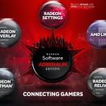 AMD выпустила крупное обновление Radeon Software Adrenalin Edition