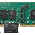Samsung начала массовый выпуск передовых чипов DDR4 DRAM на 8 ГБ