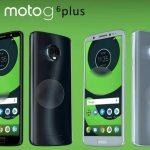 Стали известны характеристики Moto G6, G6 Plus и G6 Play