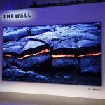 The Wall от Samsung  – первый в мире 146-дюймовый модульный телевизор на базе MicroLED