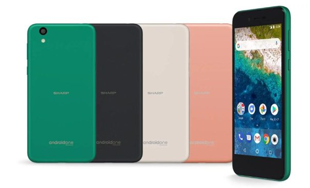 Sharp S3 Android One