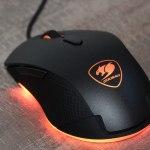 Cougar Minos X3 Black – недорогая игровая мышь с симметричным дизайном, подсветкой и не только!