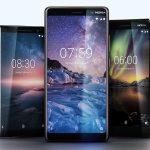Nokia 8 Sirocco, Nokia 7 Plus и обновленный Nokia 6 отвечают Android One
