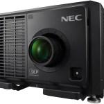 NEC представила самые яркие в мире лазерные проекторы с технологией «RB-лазер» для больших помещений