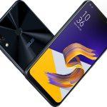 Asus ZenFone 5Z – 6,2″ смартфон с 4 камерами на Snapdragon 845