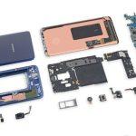 Замена дисплея Samsung Galaxy S9 и S9+ может привести к поломке корпуса