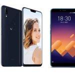 Vivo V9 против Meizu E3: металл, энергоэффективность и камеры