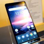 Nokia 8 Sirocco из стали и стекла – уже в Украине