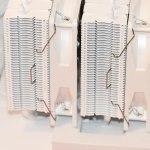 Deepcool Neptwin White – мощный куллер с двумя вентиляторами и 2-секционным радиатором