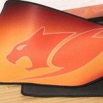 Cougar Arena Orange – первоклассный игровой коврик для клавиатуры и мышки!