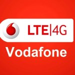 Vodafone запустил пять контрактных тарифов для 4G с безлимитным и не очень интернетом