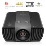 Стартовали продажи BenQ W11000H – новой версии Hi-Tech 4K UHD проектора для домашних кинозалов