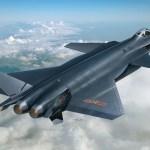 Китайский истребитель 5-го поколения не приспособлен для полётов ночью