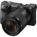 Sony a6500 с зум-объективом E 18-135mm поступает в продажу в Украине по цене 50000 гривен