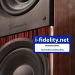 Burmester B18 – тест i-fidelity