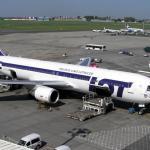 LOT Polish Airlines увеличивает количество рейсов в Украину