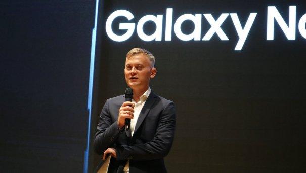 Сергей Ливинский, руководитель департамента мобильных устройств Samsung