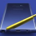 Начата разработка смартфона Galaxy Note 10