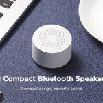 Xiaomi Mi Compact Bluetooth Speaker 2 — дешевая колонка