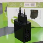 EnerGenie EG-UQC3-01 – способна заряжать быстро