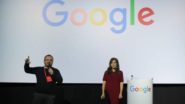 Google Шоломко