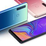 4-камерный Samsung Galaxy A9 — уже в Украине