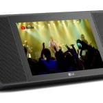 LG XBOOM AI ThinQ WK9 — смарт-дисплей с Google Assistant