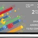 LE32CT5550AK — новинка в модельном ряду Smart-телевизоров ERGO