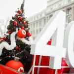 Клиенты Vodafone использовали 6 ПБ интернет-трафика в зимние праздники