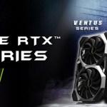 MSI представляет оригинальные видеокарты на базе графического процессора GeForce RTX 2060
