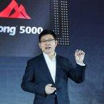 Huawei выпустила универсальный 5G-чипсет Balong 5000