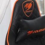 Cougar Armor One – игровое кресло с «гоночным» дизайном и ортопедическим эффектом
