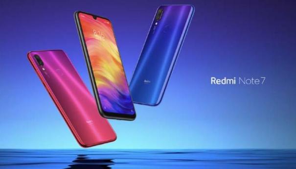 Xiaomi Redmi Note 7 представят в Украине 25 марта