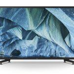 Sony представила огромные телевизоры Master Series ZG9 8К с HDR и полной ковровой LED-подсветкой