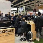 Стенд DOOGEE на MWC 2019: защищенный модульный смартфон S90 и ряд других новинок